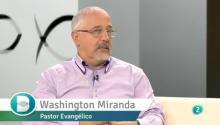 Washington Miranda, pastor evangélico