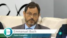 Emmanuel Buch, pastor evangélico