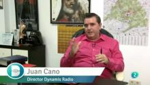 Juan Cano, pastor y director de Dynamis Radio