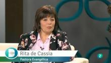 Rita Cassia, pastora evangélica
