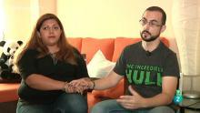 Un matrimonio habla sobre el tema del programa